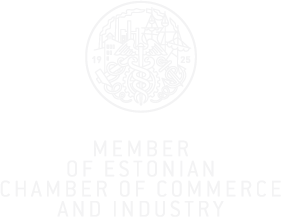 Member of Estonian Chamber of Commerce