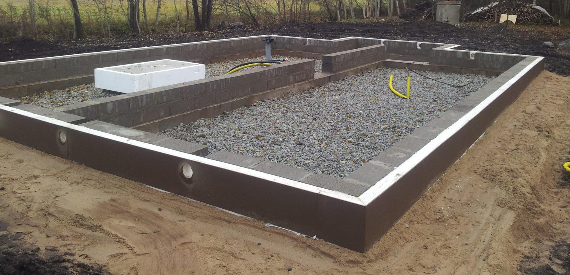 Bauindustrie - Soklimoodulite hinnakiri